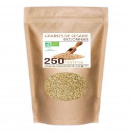 Graines de Sésame Bio - 250g