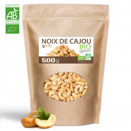 Noix de Cajou Bio - 500g