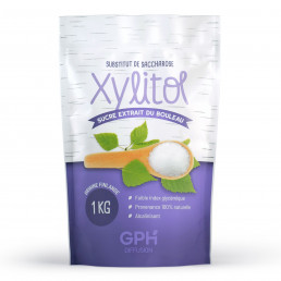 Xylitol en poudre - 1 kg