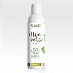 Gel d'Aloe Vera Biologique - 200ml