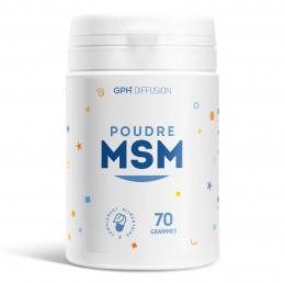 MSM en poudre - 70 grammes