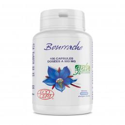 Bourrache Bio - 503 mg - 100 capsules marines