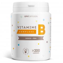 Vitamine B Complexe - 200 comprimés