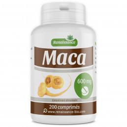 Maca du Pérou - 600 mg - 200 comprimés