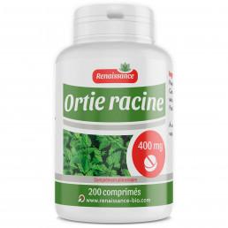 Ortie Racines 200 comprimes dosés à 400 mg