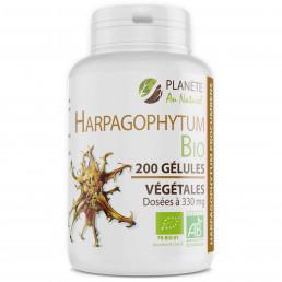 Harpagophytum Bio 330mg - 200 gélules végétales
