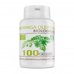 Moringa Oleifera Bio - 400mg - 100 gélules végétales