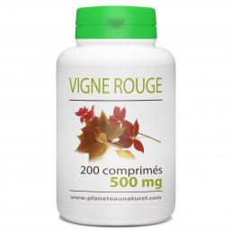 Vigne rouge 200 comprimes dosés à 600 mg