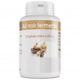 Ail Noir Fermenté - 250mg - 200 gélules