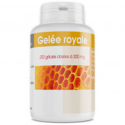 Gelée Royale - 200 gélules