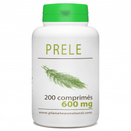 Prêle 200 comprimes dosés à 600 mg