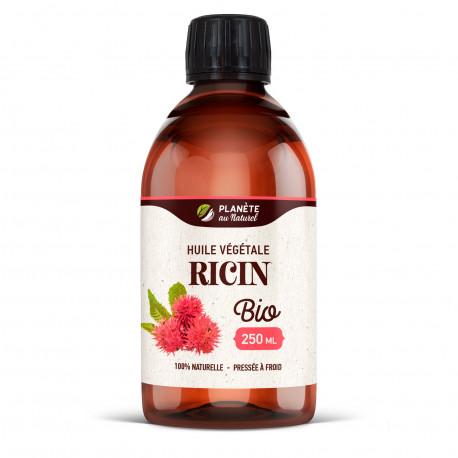 Huile de Ricin Biologique 250 ml