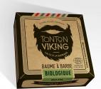 Baume à Barbe Biologique 60 ml - Cosmos Organic - Tonton Viking Non parfumé