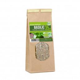 Basilic bio Feuille