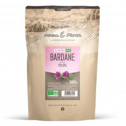 Bardane 500 gr poudre