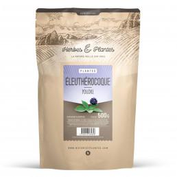 Eleutherocoque en poudre 500 gr