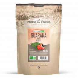 Poudre de Guarana Bio