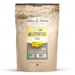 Poudre de Millepertuis bio - 500gr