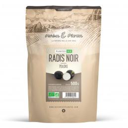 Radis Noir Bio en poudre - 500G