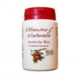 Vitamine C Acérola Bio 1000 - 30 comprimés