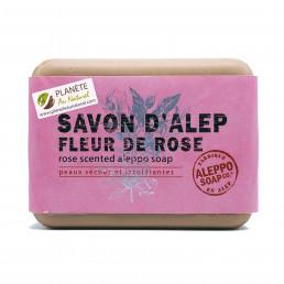 Savon d'Alep - Fleur de Rose 100g