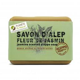 Savon d'Alep Fleur de Jasmin - 100g