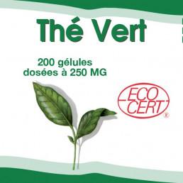 The Vert Bio - 200 gelules classiques